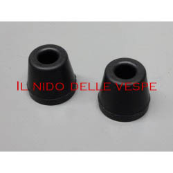 COPPIA SILENT BLOCK PER VESPA VN2,VL1-3,VB1,GS 150 VS 1-5