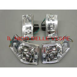 KIT 4 FRECCE LEXUS PER VESPA PX 125-150-200-ARCOBALENO-T5