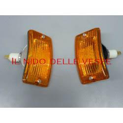 COPPIA FRECCE ANTERIORI PER VESPA PK 50- 125 XL,PLURIMATIC,N,SPE