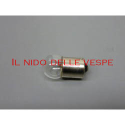 LAMPADINA ANTERIORE A SFERA 5 WATT