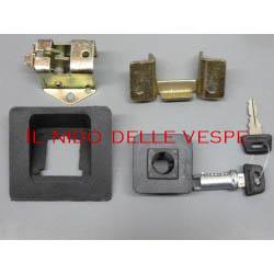 SERRATURA SELLA COMPLETA PER VESPA PX T5,PK 50 S,XL