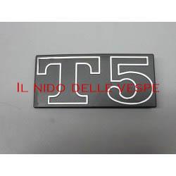 TARGHETTA LATERALE PX 125 T5