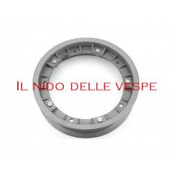 "CERCHIO VESPA COMPL 10 GL - PX - ET3 IN LEGA PX SABBIATA"""