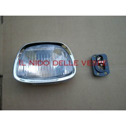 GRUPPO OTTICO IN VETRO PER VESPA 125 GT,150 GL, SPRINT,180 SS