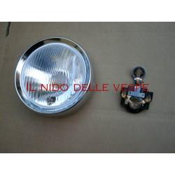 GRUPPO OTTICO IN VETRO PER VESPA 125 GTR,TS,150 SPRINT VEL. 180-