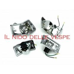 KIT FRECCE LEXUS VESPA PX 125-150-200,ARCOBALENO,T5