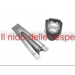 A COPPIA NASELLO +PROFILO PER VESPA 50,90,90SS,125 PRIMAV