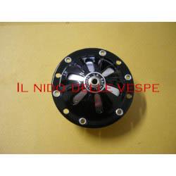 CLAXON NERO SENZA VITE DI REGISTRO PER VESPA VM2,VN1-2,VL1-2,VNA