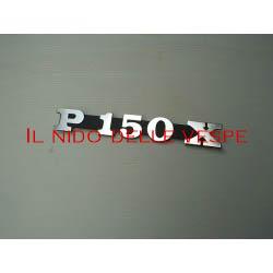 TARGHETTA LATERALE P150X
