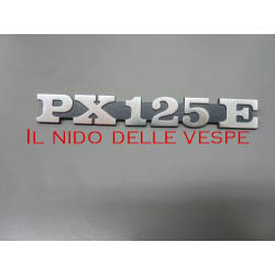 TARGHETTA LATERALE PX125E