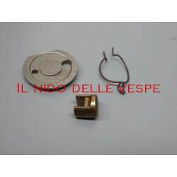 SET NOTTOLINO PER VESPA PX 200,RALLY 200,PX 125 T5