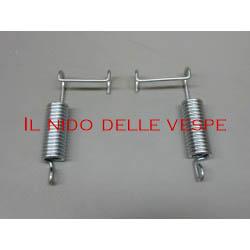 COPPIA MOLLE CAVALLETTO PER VESPA V15T,V30-33T,VM1-2T,VN1-2T,VL1