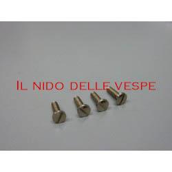KIT 4 VITI FISSAGGIO CLAXON V1-5T,V30-33T,VM1-2T,VN1-2T,VNB,GS E
