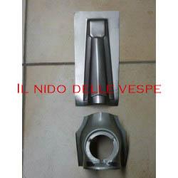 A COPPIA NASELLO+ PROFILO PER VESPA GL,GT,SUPER,SPRINT,SS