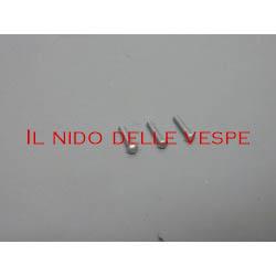 KIT 3 RIBATTINI PER SCUDETTO VESPA VN1-2,VNA1-2