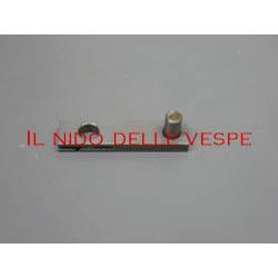 PIASTRINA COMANDO GAS PER VESPA V1-15T,V30-33T (ANNO 1948-52)