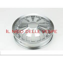 """CERCHIO VESPA COMPL 10 GL - PX - ET3 IN LEGA RACING CROMATO"""""""