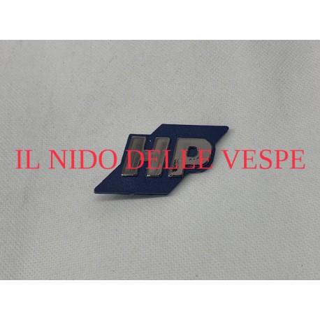 TARGHETTA HP PER VESPA PK 50 HP